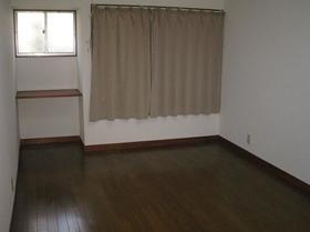 希望荘 203号室のリビング