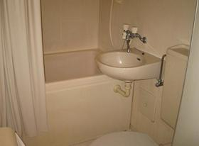 希望荘 203号室の風呂