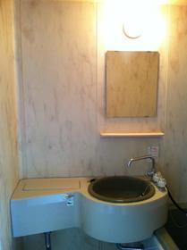 シティハイム向陽 R 101号室の風呂