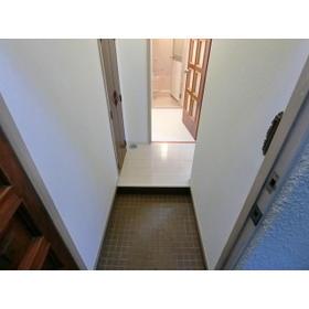 モトマチコア 102号室の玄関