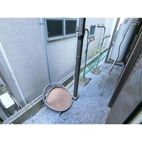 モトマチコア 102号室のバルコニー