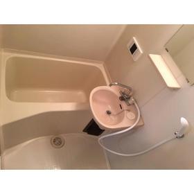エステートピア伊奈 203号室の風呂
