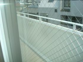 SOCIETY KAKINOKIZAKA WEST STAGE 102号室のバルコニー