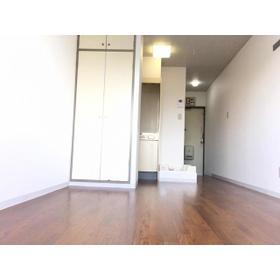 みずほマンション 303号室のリビング