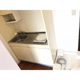 みずほマンション 303号室のキッチン
