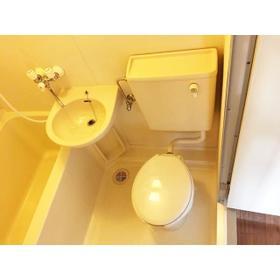 みずほマンション 303号室のトイレ