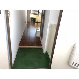 みずほマンション 303号室の玄関