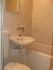 アスペンヒルズ 210号室の風呂
