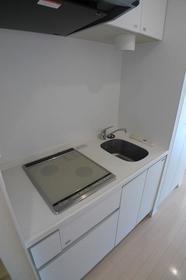 グレイスコート目黒 304号室のキッチン