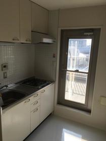 Nビル 501号室のキッチン
