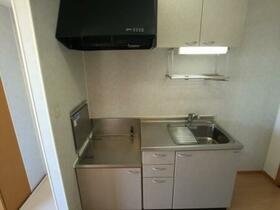 メゾン・ボナール 206号室のキッチン