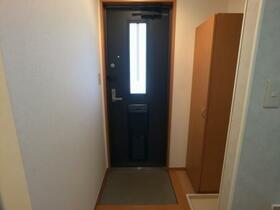 メゾン・ボナール 206号室の玄関