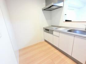 D-room思川ルージュ A 206号室のキッチン