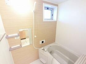 D-room思川ルージュ A 206号室の風呂