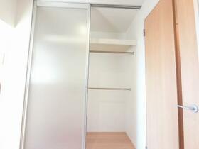 D-room思川オランジュ B 207号室の収納