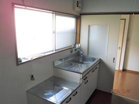 田村貸家のキッチン