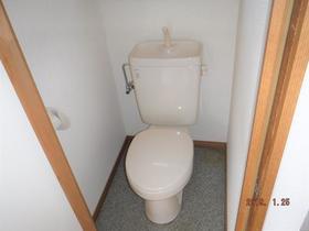 田村貸家のトイレ