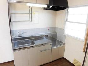 久喜ハイツ 202号室のキッチン