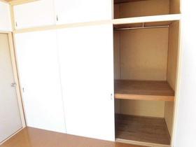 久喜ハイツ 202号室の収納
