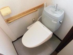 久喜ハイツ 202号室のトイレ