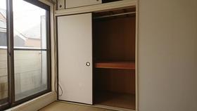 ストークハイツ吉野 202号室の収納