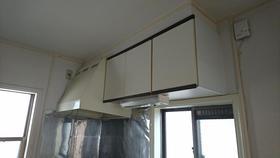 ストークハイツ吉野 202号室のキッチン