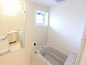 D-room思川ヴィオレ D 107号室の風呂