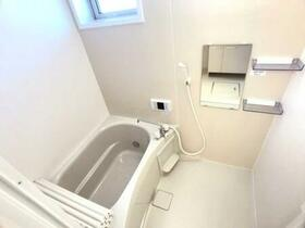 D-room思川ヴィオレ D 202号室の風呂