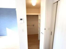 D-room思川ヴィオレ D 202号室の収納