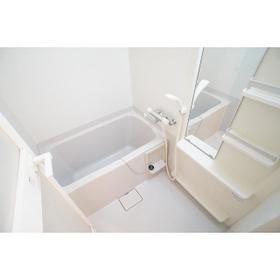 Studio・M 201号室の風呂