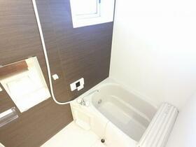 D-room思川ジョーヌ I 206号室の風呂