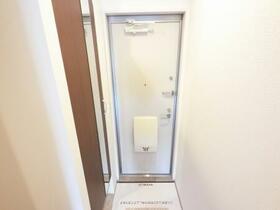 D-room思川ジョーヌ I 206号室の玄関