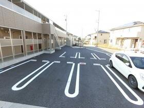 D-room思川ジョーヌ I 206号室の駐車場