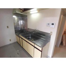 下佐野第2コーポ 205号室のキッチン