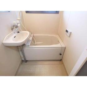 下佐野第2コーポ 205号室の風呂