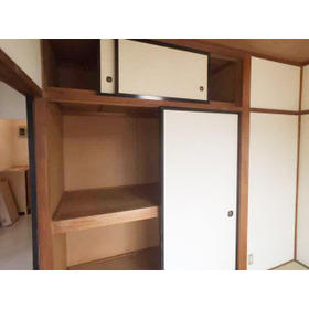 下佐野第2コーポ 205号室の収納