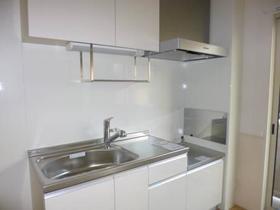 グラシューズ市川 102号室のキッチン