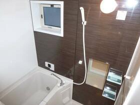 コスモス 202号室の風呂