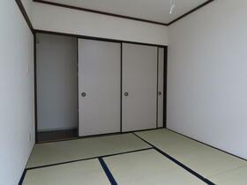 第2コーポ貫井 101号室の収納