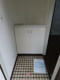 第2コーポ貫井 101号室の設備
