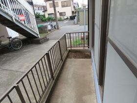 第2コーポ貫井 101号室の眺望
