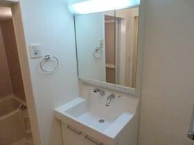 Biz STAY 古河 301号室の洗面所