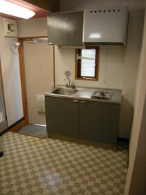 ディア、サチ太田 103号室のキッチン