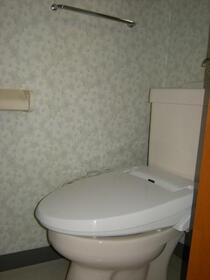 ディア、サチ太田 103号室のトイレ