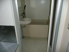 北都レジデンス 202号室の風呂