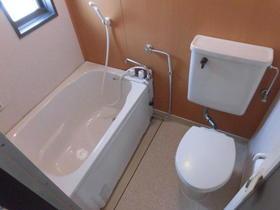 第二グリーンハイツ 202号室の風呂