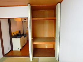 第一グリーンハイツ 205号室の収納