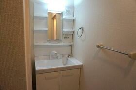 セジュールウィット 102号室の洗面所