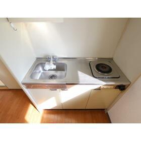 杉崎ビル 305号室のキッチン