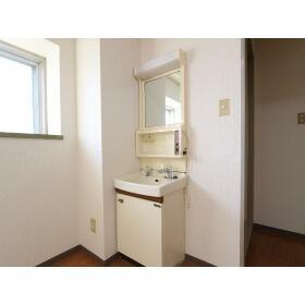 杉崎ビル 305号室の洗面所